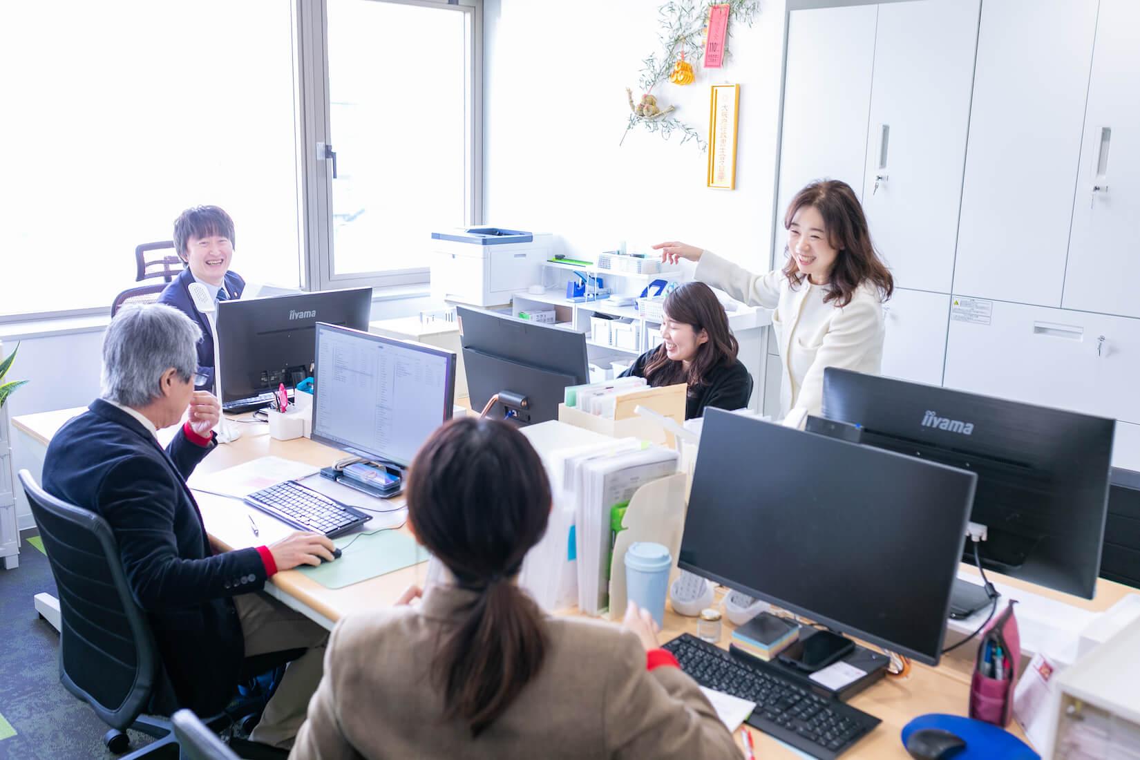 Stock(ストック)インタビュー澤田様、戸川様写真