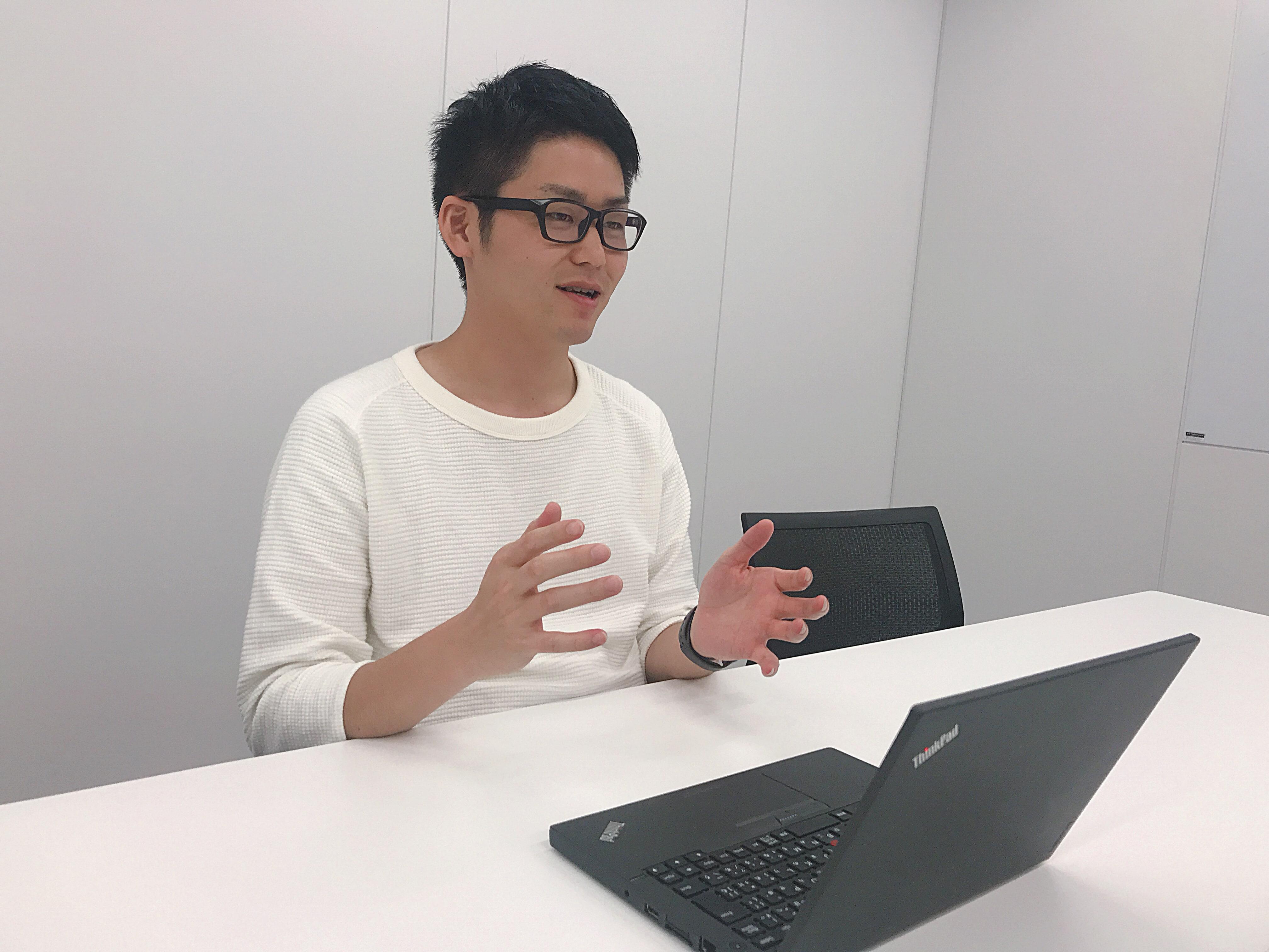 Stock(ストック)インタビュー諸橋貴彦様写真