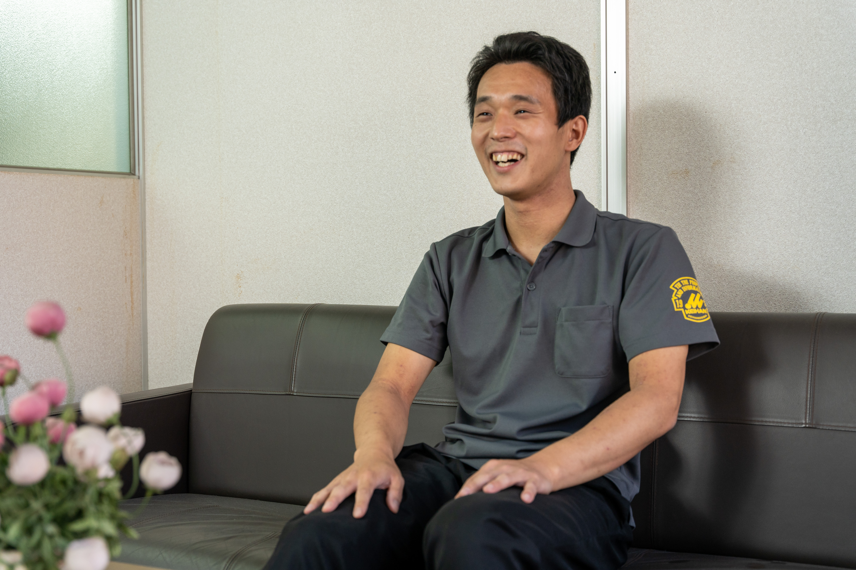 Stock(ストック)インタビュー中様、法岡様写真