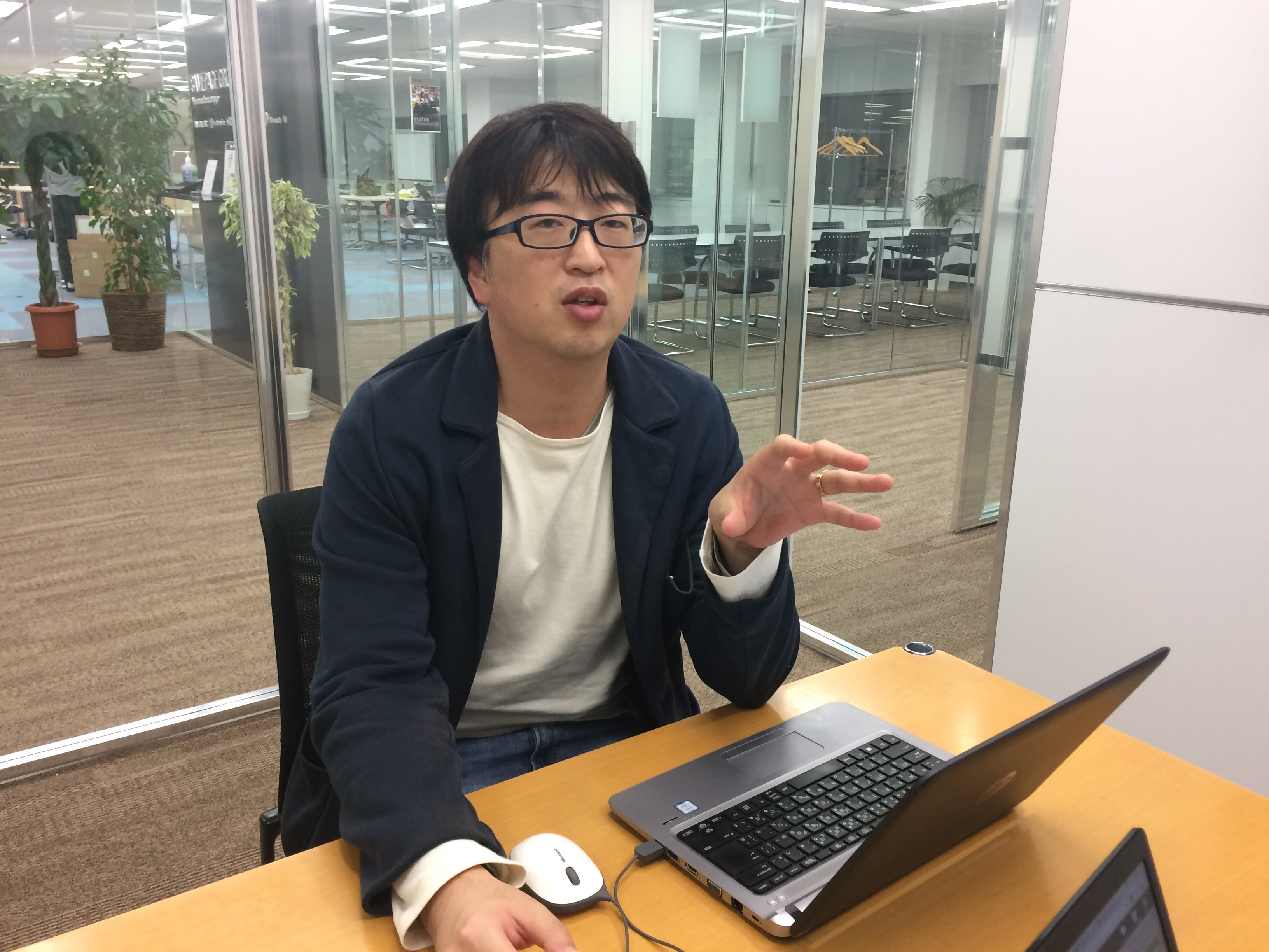 Stock(ストック)インタビュー田邊幸大様写真