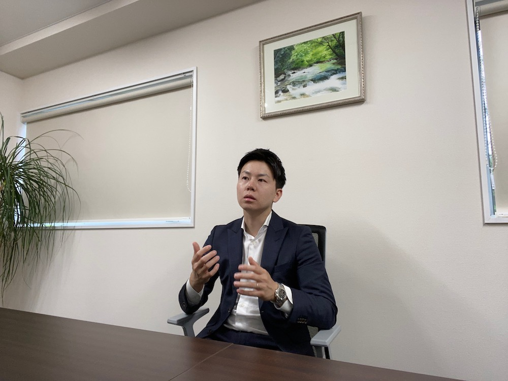 Stock(ストック)インタビュー小林様写真