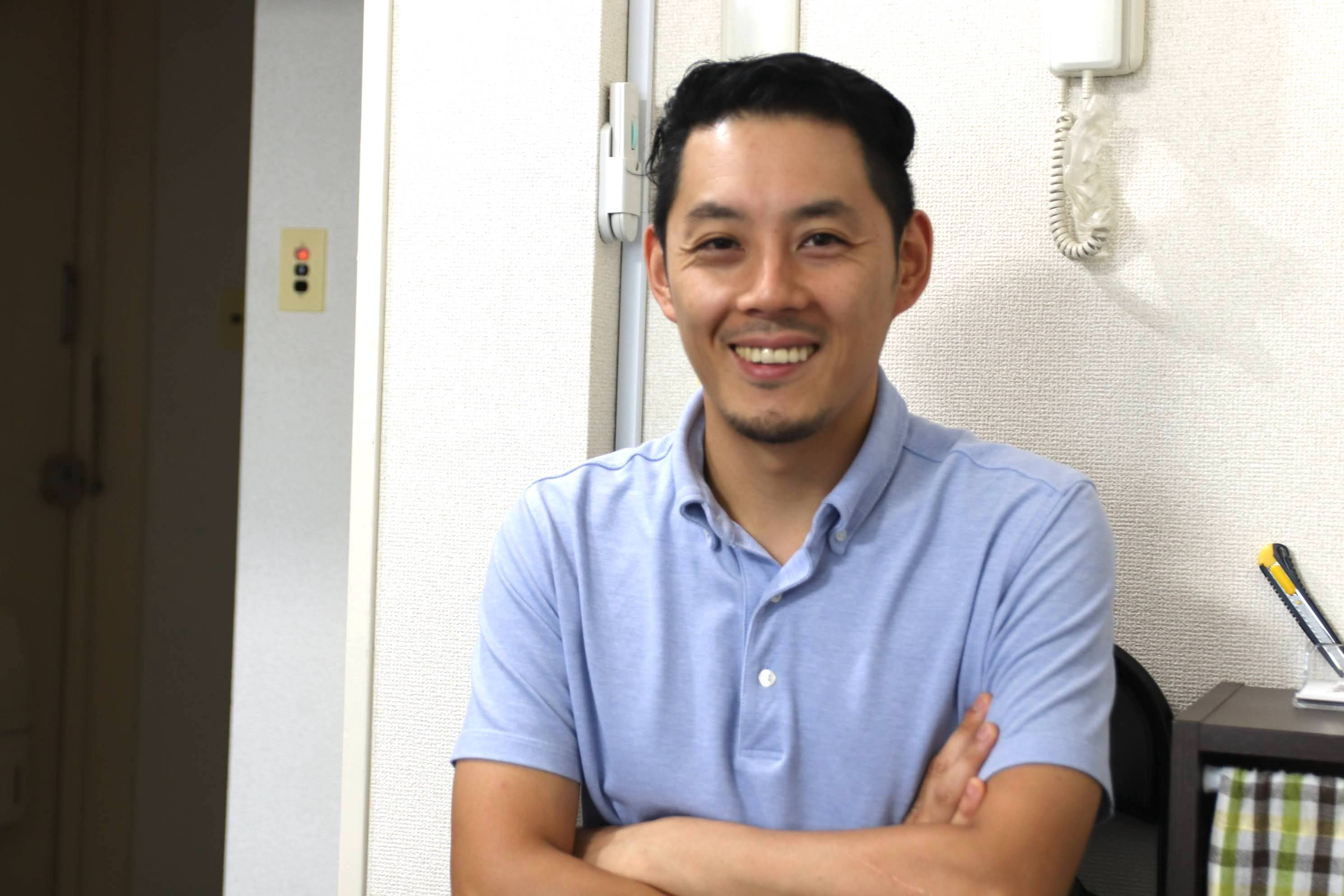 Stock(ストック)インタビュー安藤様写真